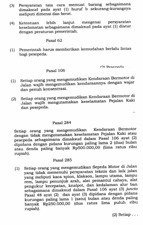 undang-undang nomor 22-2009